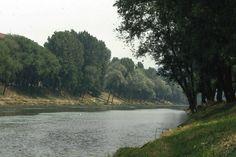 The Italian beauties near the longest river: the Po '