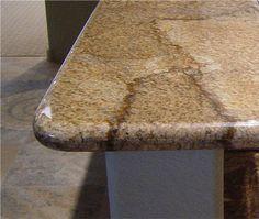 Kitchen Design A Look At Countertop Edge Profiles