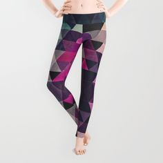 hylyoxrype Leggings by Spires. Worldwide shipping available at Society6.com. Just one of millions of high quality products available.