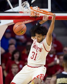 Shavon Shields scored a season-high 28 points to lead three Huskers in double figures, but it was not enough as Nebraska fell to No. 21 Miami in overtime, 77-72.