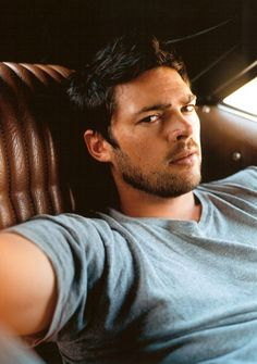 Karl Urban - I have been in love with him since LOTR