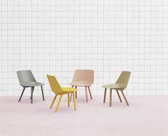 EC04 LEO Chairs / designed by Stefan Diez