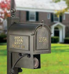 7 Best Residential Mailbo Images