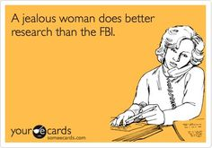 A jealous woman does better research than the FBI. Click the picture for even MORE!!