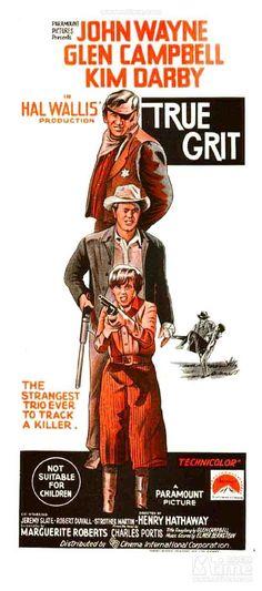 True Grit (1969) - Αληθινό θράσος