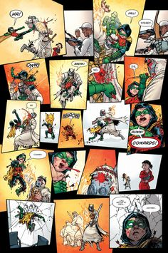 The Heretic Kills Robin (Damian Wayne). My baby fought with everything he had. Batman Love, Batman Family, Batman Vs Superman, Batman Comic Art, Batman Comics, Anime Comics, Dc Comics, Damian Wayne, Nightwing