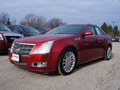 2010 Cadillac CTS Vehicle Photo in North Olmsted, OH 44070