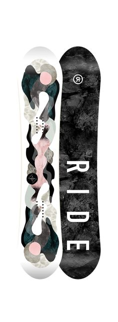 Ride Women's Compact Snowboard