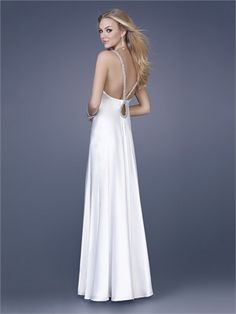 A-line Spaghetti Strap Sweetheart Empire Sequin Lowback Yellow Prom Dress PD1533  http://www.simpledresses.co.uk