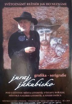 Jakubisko 2010 Cowboy Hats, Movies, Movie Posters, Art, Art Background, Films, Film Poster, Kunst, Cinema