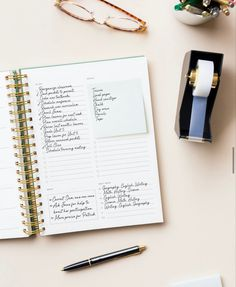 Desktop, Bullet Journal, Organization, How To Plan, Paper, Getting Organized, Organisation, Staying Organized