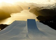 Skijump in Stranda. Beautiful Sites, Beautiful World, Beautiful Places, Beautiful Norway, Great Photos, Cool Pictures, Oh The Places You'll Go, Places To Visit, Skier