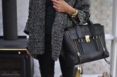 3.1 Phillip Lim Pashli Medium Satchel #handbag