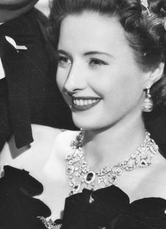 Barbara Stanwyck - This lady was one of the best. Love all her films. Attitude + Brains + Beauty = Barbara.