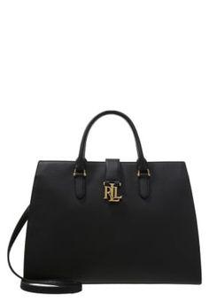 Bestill Lauren Ralph Lauren CARRINGTON - Shopping bag - black for kr 3495,00 (14.11.16) med gratis frakt på Zalando.no