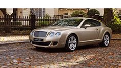 Bently: New Continental GT