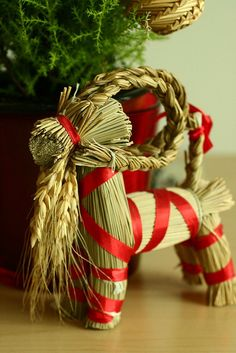 A yule goat?!  I MUST HAVE THIS!!