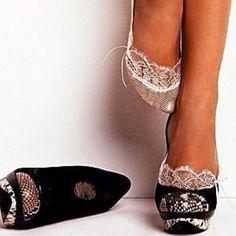 Little Lace Socks