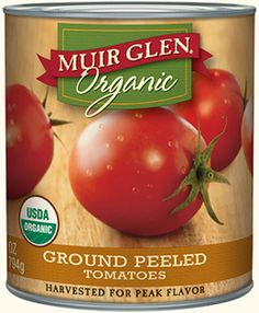 Discover the full range of Muir Glen products, from our organic tomato sauces to our rich pasta sauces, canned tomato goods and salsas. Stewed Tomatoes, Fire Roasted Tomatoes, Plum Tomatoes, Grow Tomatoes, Vegetables High In Iron, High Fiber Vegetables, Organic Vegetables, Vegetables For Diabetics, How To Peel Tomatoes