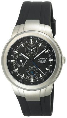 Casio Men's EF305-1AV Multifunction Analog Watch - Find Me The Cheapest Sale Price: $28.99