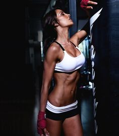 Her entire fitness routine, diet, and supplements... pretty informative and obviously amazing results!