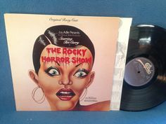 RARE Vintage Rocky Horror Picture Show Original by sweetleafvinyl
