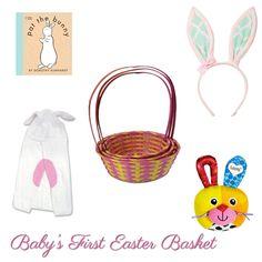 First #easter basket