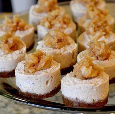 Apple 'n Honey Cheesecake