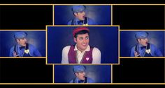 Nick Pitera Can Show You The World (of Aladdin the Musical)   Oh My Disney