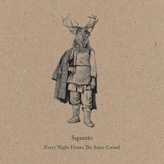 Squanto is Ben Lovell from New York. Ben has been releasing his home-recorded experimental folk music on small-run CD-Rs and tapes since primarily on his own Lily Tapes. Folk Music, Crowd, Pop Culture, Lily, York, News, Night, Drawings, Feelings
