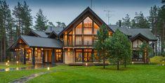 Повышенная цена на недвижимость с панорамными окнами обусловлена высокой стоимостью проектирования архитектуры такого дома