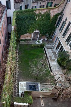 Querini-Stampalia Foundation. Venice, Italy. 1961-3. Carlo Scarpa