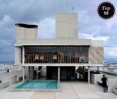 Cité radieuse de Marseille, France - Le Corbusier, 1947-1952