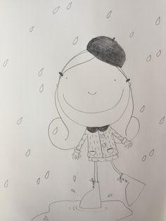 Raining by misspink. www.misspink.es