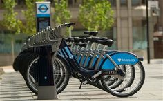 Barclays Bikes - a great system, so fun to ride, but unfortunately if I biked anywhere but inside hyde park, I would probably get hit by a car :(