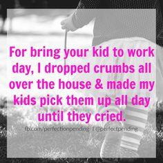 Parenting Memes - Perfection Pending