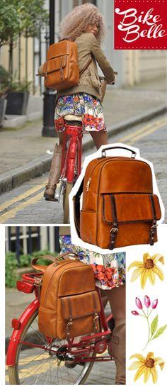 Mira Air backpack-turn-pannier from Bike Belle