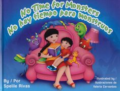 Come meet Children's Book Author, Spelile Rivas - No Time For Monsters.  http://www.ntxsoupnbowl.org/servers.htm