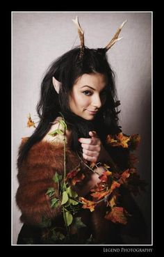 Hey, I found this really awesome Etsy listing at http://www.etsy.com/listing/129995380/plain-cosplay-maenad-satyr-faun-antlers