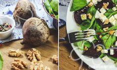Rote-Beete-Salat mit Feta