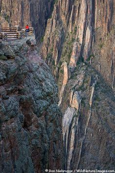 Gunnison Point, Black Canyon of the Gunnison National Park, Colorado