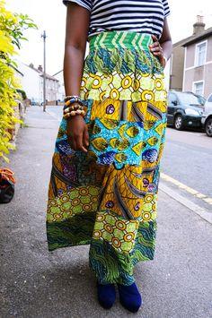 My African closet