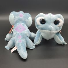 TY Beanie Bruni the Salamander Frozen 2 Beanie Boos, Beanie Babies, Tween Gifts, Gifts For Teens, Christmas Holiday, Holiday Gifts, Ty Plush, Big Blue Eyes, Cute Characters