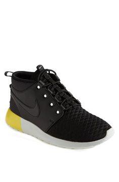 Nike 'Roshe Run' Sneaker Boot (Men) available at #Nordstrom