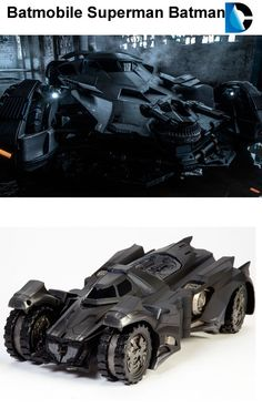 Batmobile Superman Batman