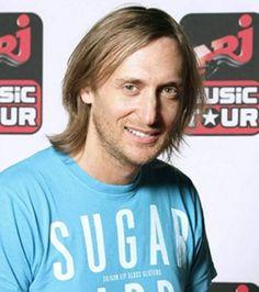 ... le DJ David Guetta.