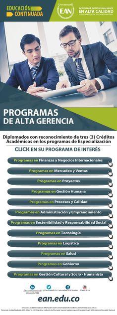 #NOVOCLICK esta con @UniversidadEAN #ProgramasDeAltaGerencia