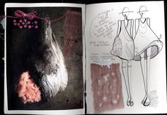 katie soze — Some samples from my inspiration sketchbooks. The...