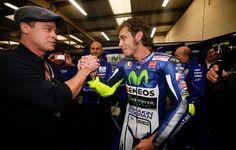 BLOG: O ator Brad Pitt fala sobre a grande paixão da sua vida:  a MotoGP...