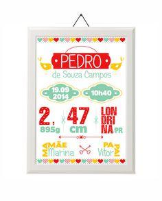 Pôster de Nascimento Estrela  - Newborn Poster